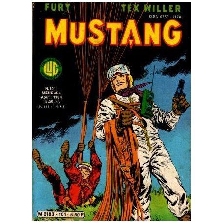 Mustang - N°101 - Mensuel
