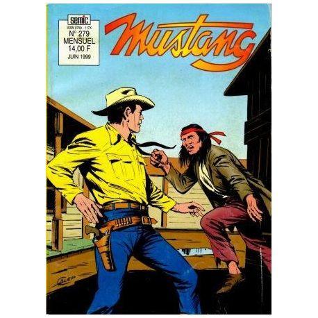 Mustang - N°279 - Mensuel
