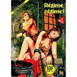 Electrochoc - N°32 - Régime, régime - Elvifrance
