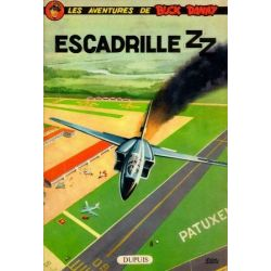 Buck Danny - N°25 - Escadrille ZZ