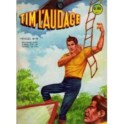 Tim l'audace 11 - Mensuel