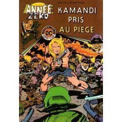 Kamandi 4 - Pris au piège - (Année Zéro)