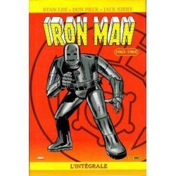 Iron Man - L'intégrale 1963-1964