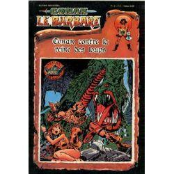 Conan le Barbare 3 - Conan contre la reine des loups - Artima Color Marvel