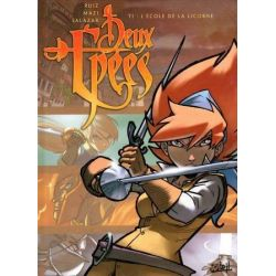Deux épées 1 - L'école de la Licorne