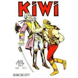 Kiwi 302 - Le comte de Drakulstein - Mensuel 1ere série