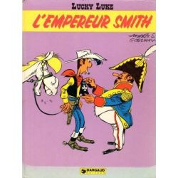 Lucky Luke 45 - L'Empereur Smith