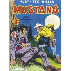 Mustang 114 - L'embuscade de Cedar Creek ! - Mensuel