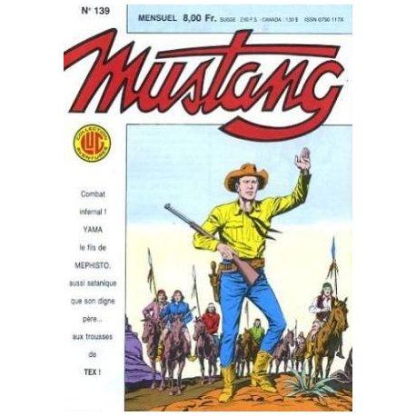 Mustang 139 - Mensuel