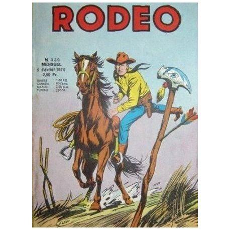 Rodéo 330 - Mensuel