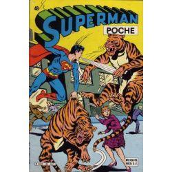 Superman Poche 48 - La fin de Momentus