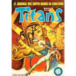 Titans 44 - Mensuel