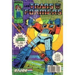 Trans Formers 1 - Décepticons et Autobots
