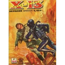 X-13 Agent secret 104 - Un chimiste explosif