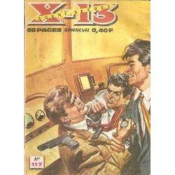 X-13 Agent secret 117 - Chantage