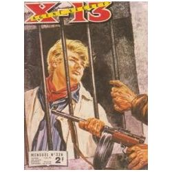 X-13 Agent secret 326 - Tombe de fer