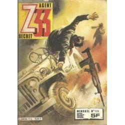 Z33 Agent secret 115 - Piège pour un nazi