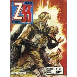 Z33 Agent secret 122 - Maudits espions