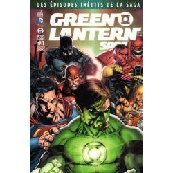 Green Lantern Saga 1 - Episodes inédits de la saga - Hors série