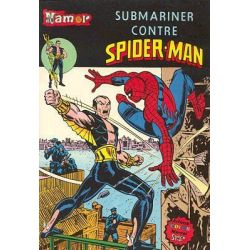 Namor 8 - Submariner contre Spider-Man