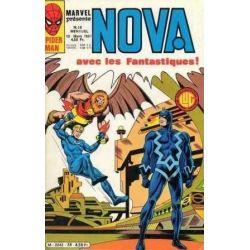 Nova 38 - Météor Dieu