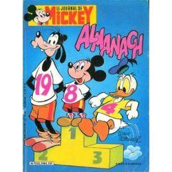 Journal de Mickey - Almanach 1984