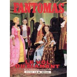Fantomas 103 - Le vol du diamant