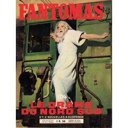 Fantomas 104 - Le drame du Nord-Sud.