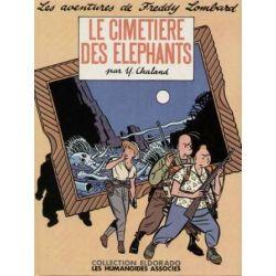 Les aventures de Freddy Lombard 2 - Le cimetière des éléphants