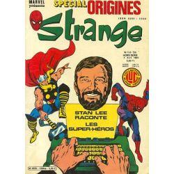 Strange Spécial Origines 136 bis