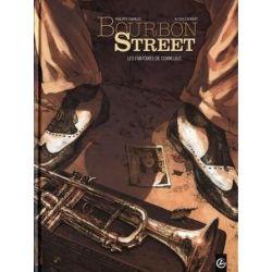 Bourbon Street 1 - Les fantômes de Cornelius