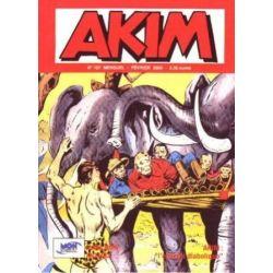 Akim 107 - L'ennemi diabolique - 2e série