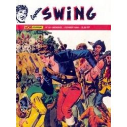 Captain Swing 59 - Le massacre de Wata-Wata - 2e série