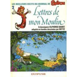 Lettres de mon moulin 1 - Récits du journal Spirou