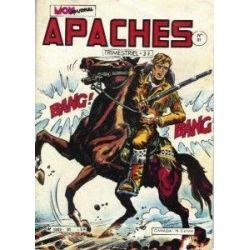 Apaches 81 - La fille aux cheveux d'or