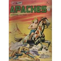 Apaches 62 - Babe Ford Les longs couteaux
