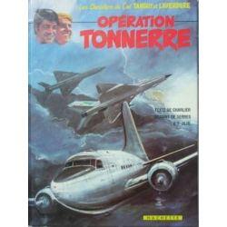 Tanguy et Laverdure 20 - Opération Tonnerre
