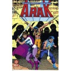 ARAK 4 - Dans le repaire du seigneur des serpents