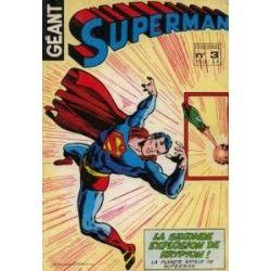 Superman Géant 3 - Microwave revient - 2e série