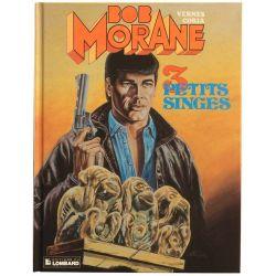 Bob Morane (3ème série Le Lombard) 25 - 3 petits singes