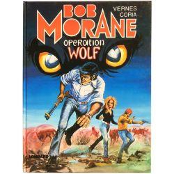Bob Morane (3ème série Le Lombard) 9 - Opération Wolf