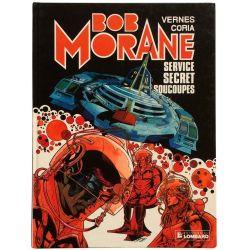 Bob Morane (3ème série Le Lombard) 12 - Service secret soucoupes