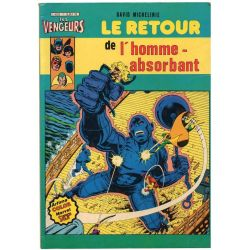 Les vengeurs (Artima Color Marvel Superstar) 7 - Le retour de l'Homme-Absorbant