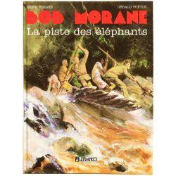 Bob Morane (5ème série Claude Lefrancq) 6 - La piste des éléphants