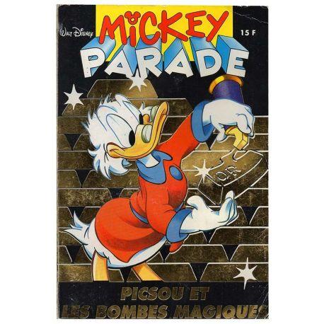 Mickey Parade (2nde série) 183 - Picsou et les bombes magiques