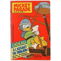 Mickey Parade (2nde série) 90 - A l'assaut du donjon !