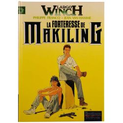 Largo Winch 7 - La forteresse de Makiling