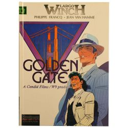 Largo Winch 11 - Golden Gate