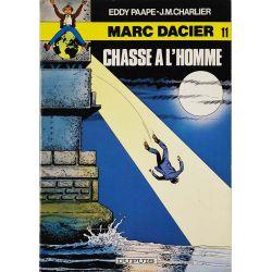 Marc Dacier (2nde série) 11 - Chasse à l'homme
