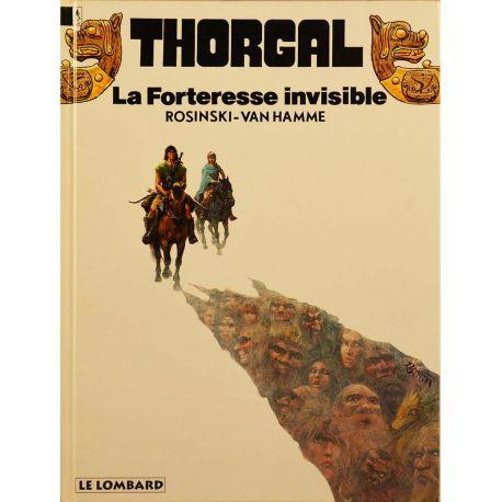 Thorgal 19 - La Forteresse invisible